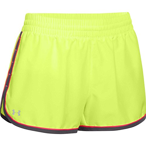 Under Armour Great Escape II Short court Femme X-Ray/Phantom Gray/Reflective