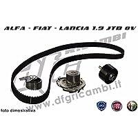 Kit de distribución + Bomba Original Alfa Romeo 147 – 156 1.9 JTD ...