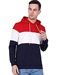 STYLE SHELL Men's Cotton Hooded Full Sleeve T-Shirt