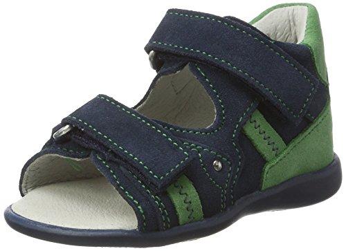 Däumling Kurti, Chaussures Marche Mixte Bébé Blau (Turino jeans46)
