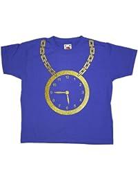 Refugeek Tees - Enfants Hip Hop Clock T Shirt