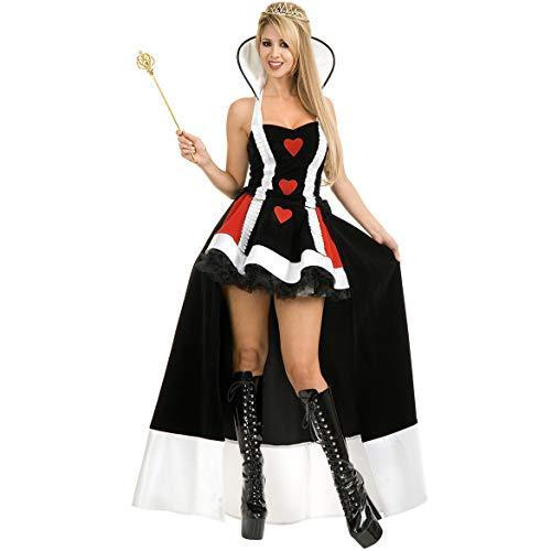 ZSJ~SW Sexy Elegantes Damenkostüm Rollenspiel Kostüm Halloween Kostüm Sexy Tanz des europäischen und amerikanischen Damenkostüms (Color : Black, Size : - Europäische Tanz Kostüm