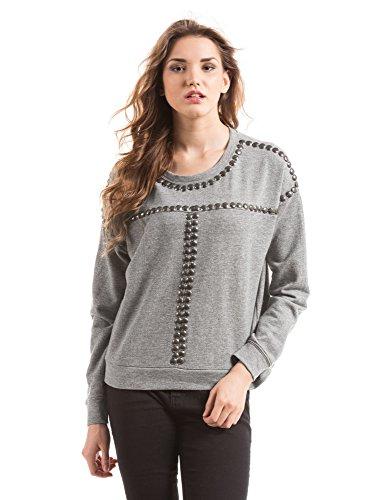 Shuffle Women's Cotton Sweatshirt