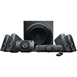 Logitech Z-906 5.1 Home Theater System - Black