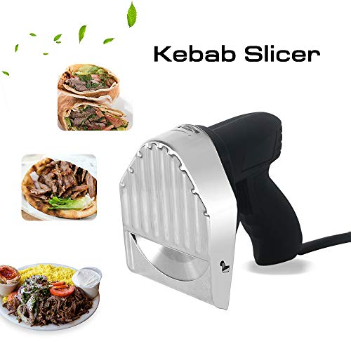 411OTED0s1L. SS500  - Professional and Commercial Electric Shawarma Cutting, Gyro Cutter,CE Doner Kebab Slicer 240V/50hz UK Plug