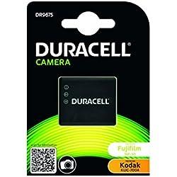 Duracell DR9675 Batterie pour Appareil Photo Numérique Kodak KLIC-7004