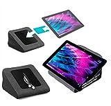 Tablet Kissen für das Medion Lifetab P10356 - ideale iPad Halterung, Tablet Halter, eBook-Reader Halter für Bett & Couch