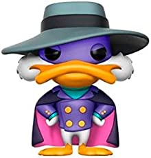 Funko Pop Animation: Darkwing Duck - Darkwing Duck Toy Figure