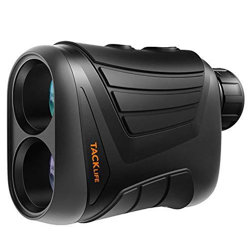 TACKLIFE Entfernungsmesser MLR01 Golf Rangefinder Jagd Lasermessgerät