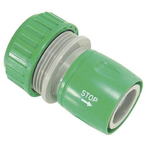Saturnia 8060314 Conector Manguera plastico 3/4-stop