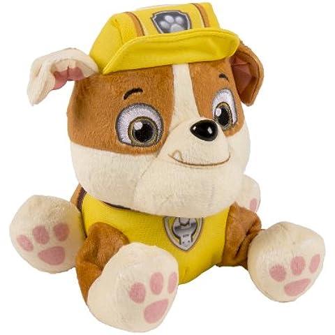 Paw Patrol – Pup Pals – Rubble – Mini Peluche La Patrulla Canina
