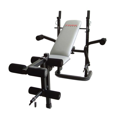 York Fitness Hantelbänke, B501 Barbell Bench and Fly