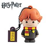 Llave USB 32 GB Ron Weasley - Memoria Flash Drive 2.0 Original Harry Potter, Tribe FD037703