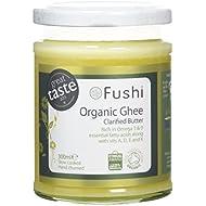 Fushi Grass Fed Ghee Clarified Butter 300ml, Organic Hand Churned