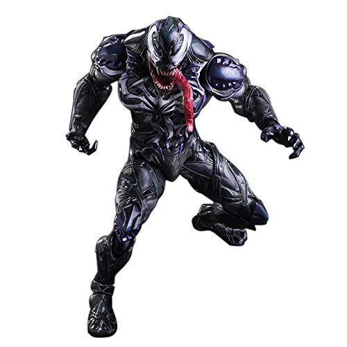 YONG FEI Venom Spiderman Marvel Model Doll, Venom 6.2 Action Figure '' Legends Amazing, Collectible Gift, Sophisticated Workmanship / PVC Boutique