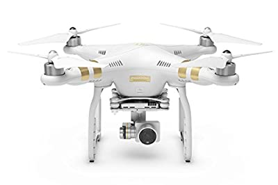 DJI Phantom 3 Professional Drone RC Quadcopter with 4K Camera Gimbal GPS FPV New