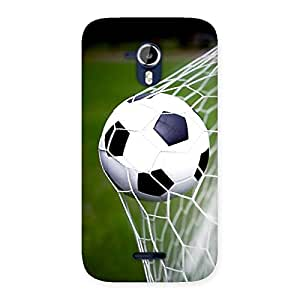 Goal Green Back Case Cover for Micromax Canvas Magnus A117