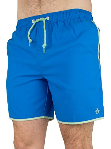 original-penguin-uomo-elastic-earl-logo-swimshorts-blu-small