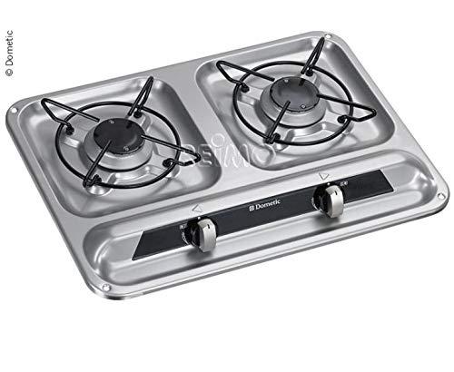 Preisvergleich Produktbild Dometic 2-Flamm-Kocher HB 2325 30 mbar