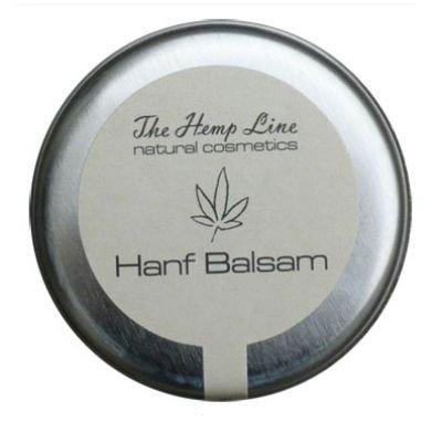 *Hanf-Balsam-Dose*