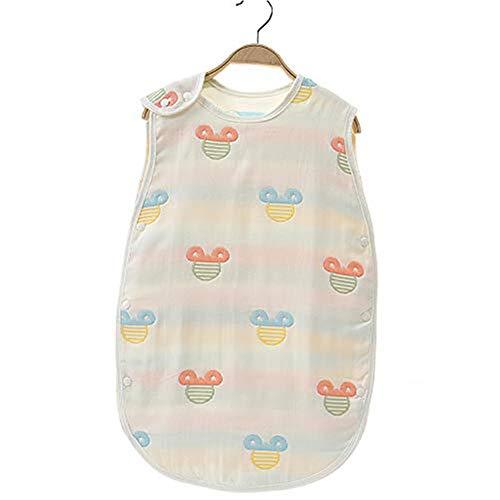 ZOEON Saco Dormir Infantil Bebé 6-12 Meses Usable