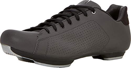 Giro Republic LX R Road, Zapatos de Ciclismo de Carretera para Hombre, (Dark Shadow Reflective 000), 44.5 EU