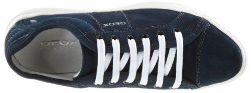 Geox D AYUMI B D3204B00021C4002, Sneaker donna Blu (Blau (NAVY C4002))