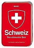 Pocket Quiz Sonderedition Schweiz: 150 Fragen und Anworten (Pocket Quiz / Ab 12 Jahre /Erwachsene) - Stephan Sigg