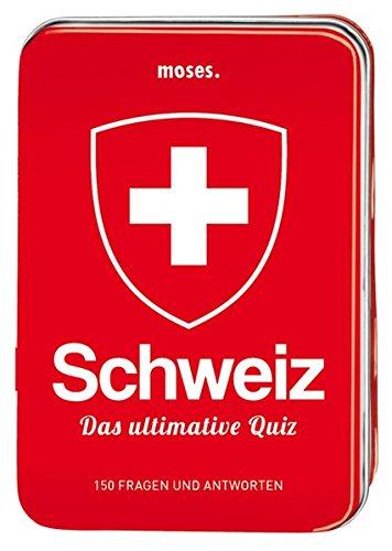 Pocket Quiz Sonderedition Schweiz: 150 Fragen und Anworten