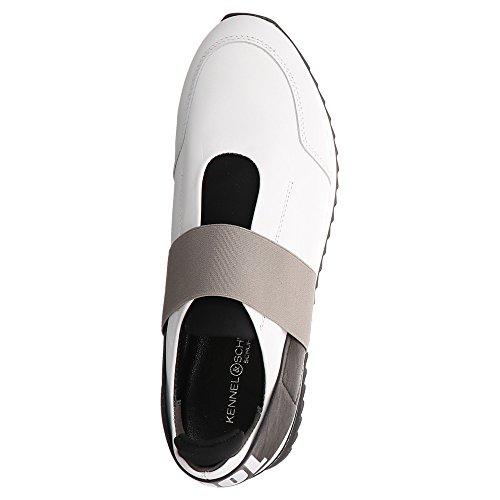 Kennel & Schmenger Sneaker Donna Bianco Bianco Bianco