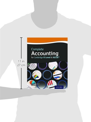 Complete accounting for Cambridge IGCSE. Student book. Con espansione online. Per le Scuole superiori (Cambridge O Level & Igcse)