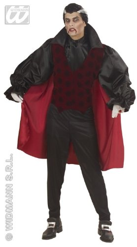 WIDMANN S.R.L., TEEN Vampir Kostüm VICTORIAN