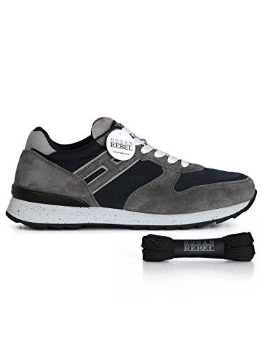 Hogan, Chaussures basses pour Homme Grano