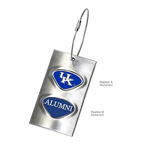 Alumni University of Kentucky Luggage Tag -
