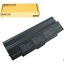 Bavvo Batería de Recambio para SONY VAIO PCG-7Y1M,12 células