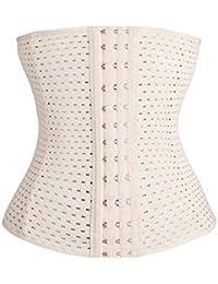 187feb7d4d AOTUOTECH 13 Buckle Comfortable Elastic Postpartum Abdomen Recovery Belt  Modeling Strap Shapewear