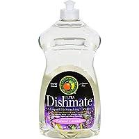 Dishwashing 2Pack Earth Friendly Dishmate Lavender 25 Oz Case Of 6