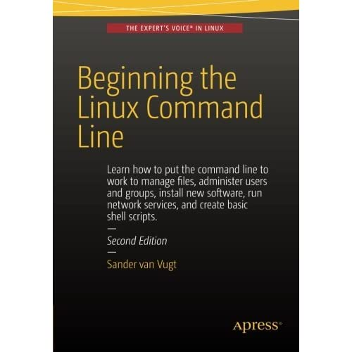 Beginning the Linux Command Line by Sander van Vugt (2015-12-09)