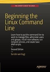 Beginning the Linux Command Line by Sander van Vugt (2015-12-09)