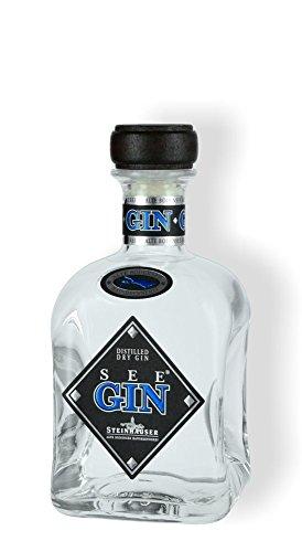 See Gin Steinhauser Dry Gin, Deutschland 0,7 l