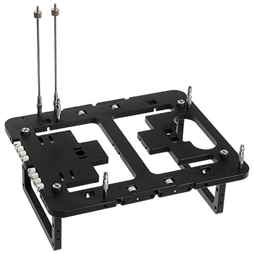 Streacom st-bc1b-mini Boitier BC1Mini Bench Table-Schwarz - Bench Zubehör