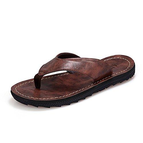 Sandales d'homme/Tongs/Slip sandales/Sandales et pantoufles A