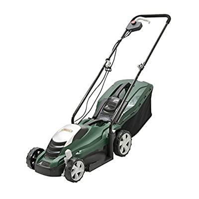 Webb WEER33 ER33 Lawnmower - Green/Black