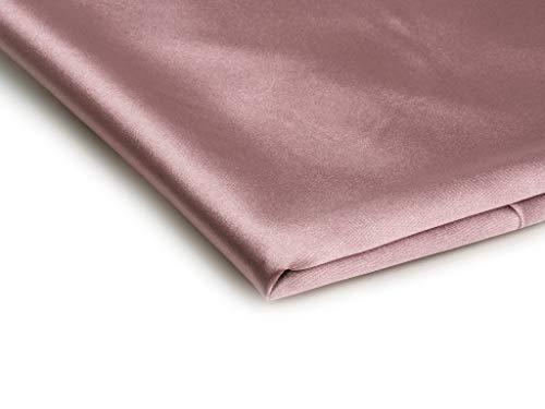 Raso acetex sartoria-disponibile in una gamma di colori, 50x 150cm, dirty pink nr 12, 50 x 150 cm
