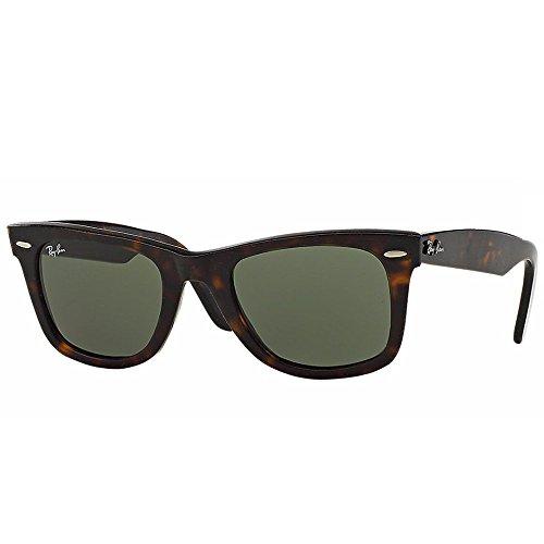 Ray-Ban 2140 902 54 Wayfarer Sunglasses - Tortoiseshell - size One Size