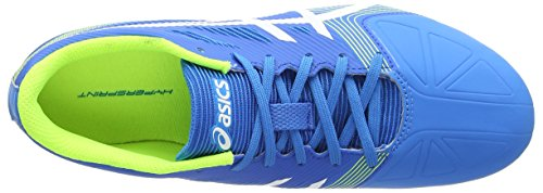 Asics Hypersprint 6, Scarpe Running Unisex – Adulto Blu (Diva Blue/white/aqua Splash)