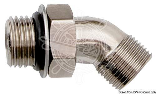 Raccordo per Pompe Ultaflex a 45° (AF45)