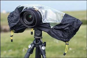 SPE DIGITAL SLR DSLR CAMERA RAIN COVER-MEDIUM SIZE