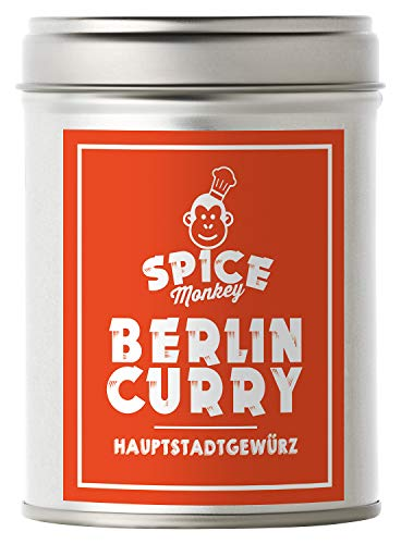Berlin Curry, so schmeckt die Hauptstadt, 150 g S/s Sauce