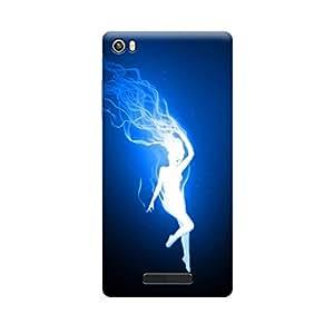 CaseLite Premium Printed Mobile Back Case Cover With Full protection For Lava Iris X8 (Designer Case)